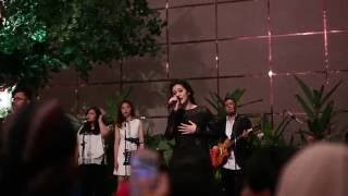 Raisa - If I Ain't Got You (live At The Yani & Tito's Wedding)