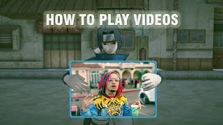 Unity 5 - How to Play Videos on Trigger