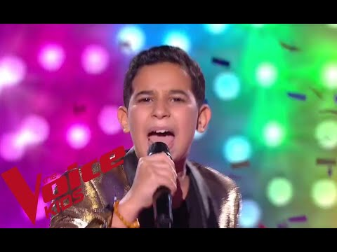 The Jackson 5 - I want you back  Ismaël  The Voice Kids France 2018  Finale