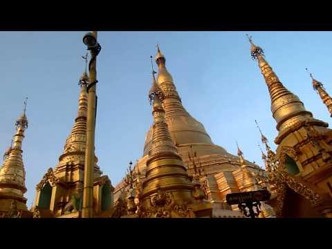 Swedagon Paya, Yangon (Rangoon), Mianmar (Burma)