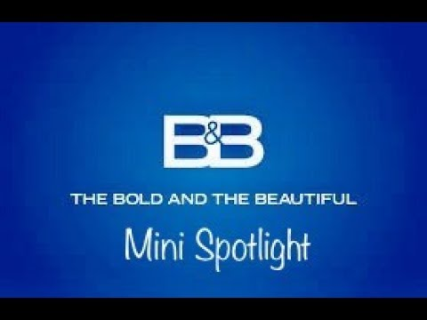 Bold and Beautiful Mini Spotlight: Should Brooke Give Thorne A Real Chance At Love?!