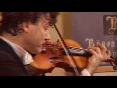 Manrico Padovani plays Schubert-Ernst: Der Erlkönig, live in Vienna (Bösendorfer Saal) 11 of 11