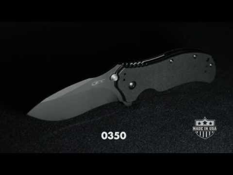Zero Tolerance 0350 Onion / Strider video_1