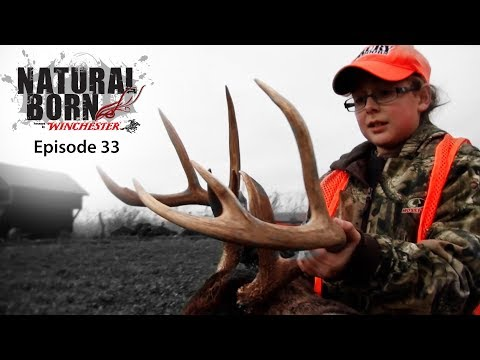Winchester's Natural Born Ep. 33 (Mark Drury | Jeff & Chris Propst | Tom Ware)