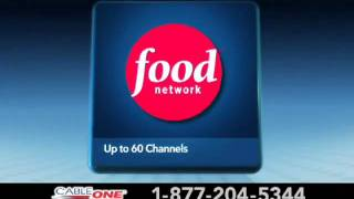 Cable ONE Commercial Amazing Savings