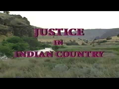 Justice In Indian Country  The Role Of Tribal Courts