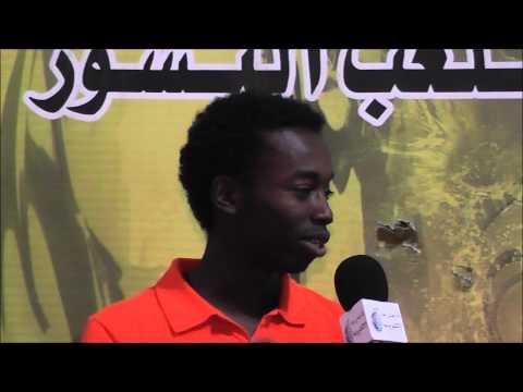 دورة نور 5  ( دور 4 ) / لقاء مع المعلق الرياضي محمد الفولي