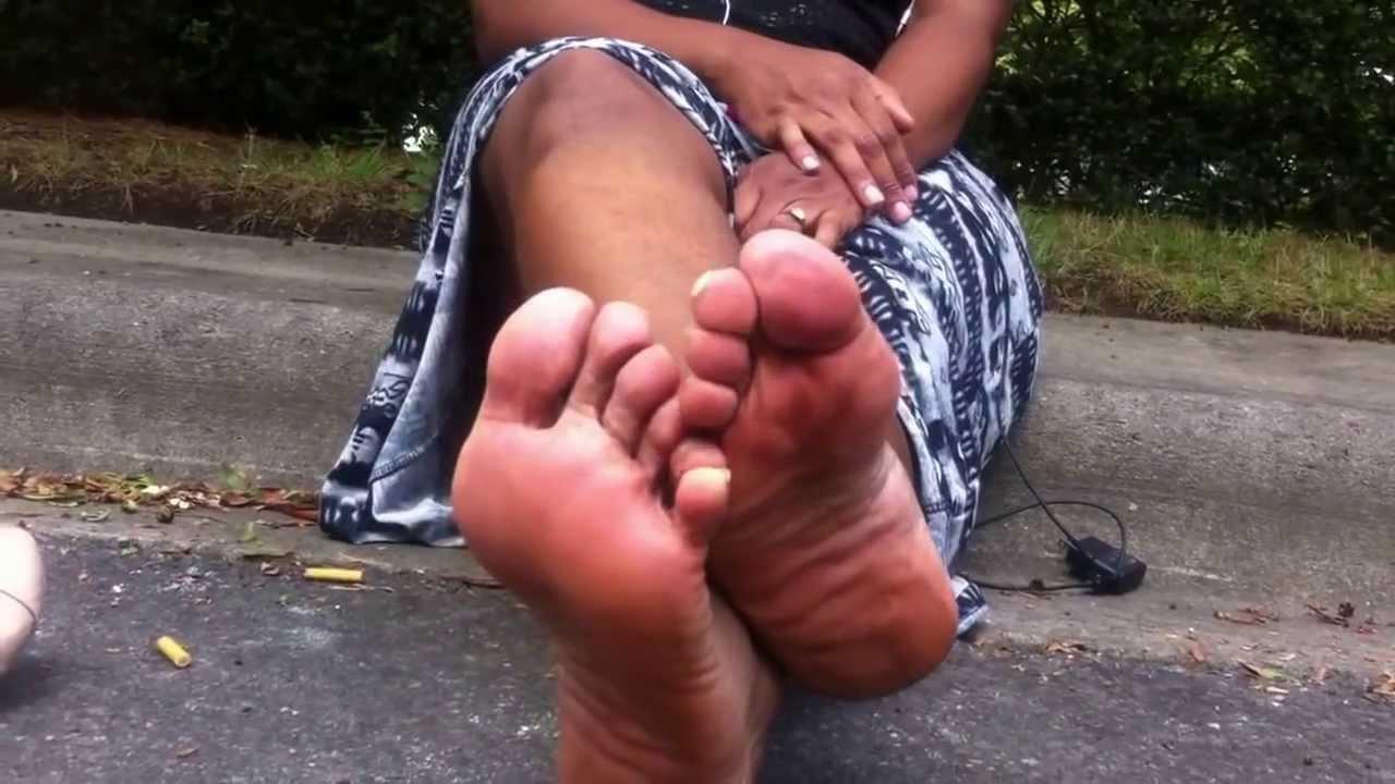Youtube Ebony Feet 109