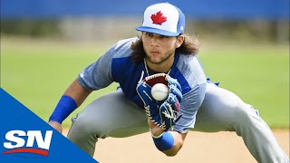 Should Bo Bichette still be playing in Triple-A?