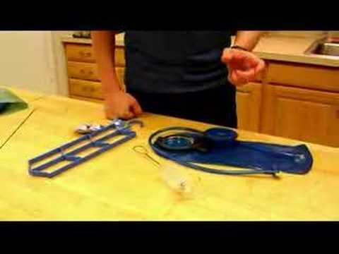 Backpacker's Gear School: Preserve Your Hydration Bladder