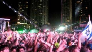 "(db) Swedish House Mafia Opening ""LEAVE THE WORLD BEHIND"" Live @ ULTRA MUSIC FESTIVAL 2010"