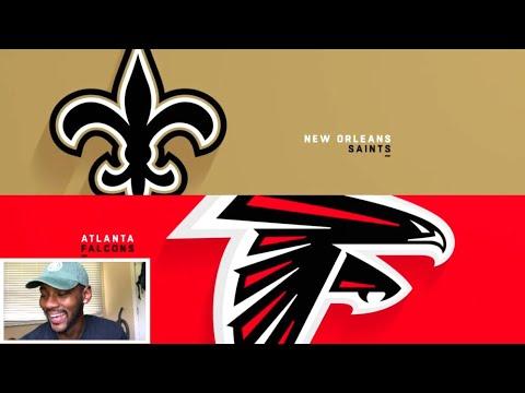 Saints vs Falcons Week 3 Highlights  NFL 2018 🏈 REACTION