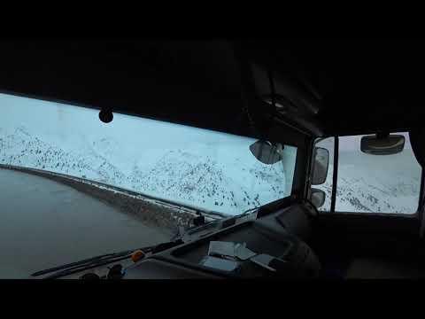 Дорога в Андижан , Горный Перевал Камчик !