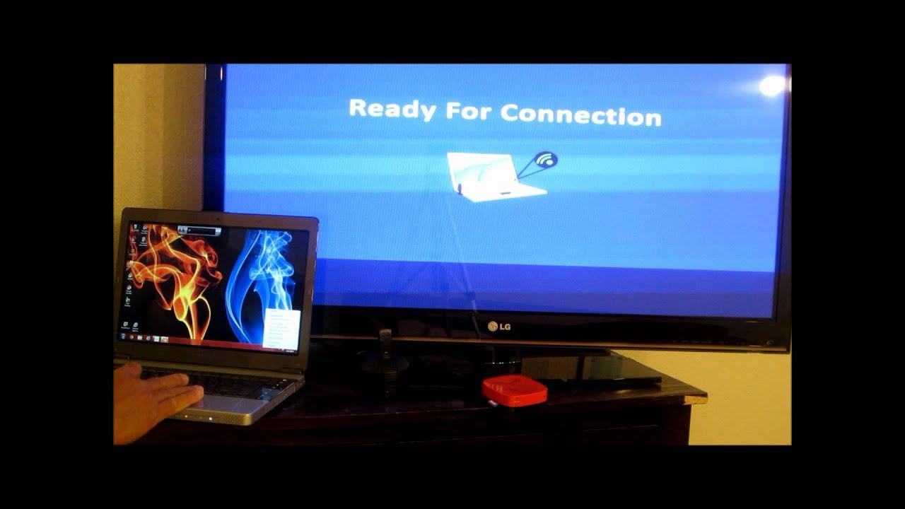 pc auf tv streamen