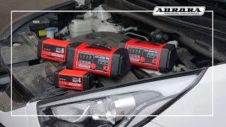 видео Как выбрать зарядное устройство для автомобильного аккумулятора: какое лучше