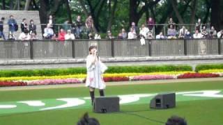 JRA東京競馬場ヴィクトリアマイル当日に行われたミニライブの動画です。
