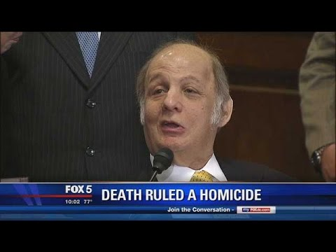 Former White House press secretary James Brady's death ruled homicide