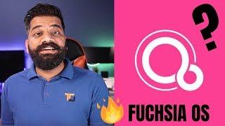 Fuchsia OS - The Future of Android??? Explained 🔥🔥🔥