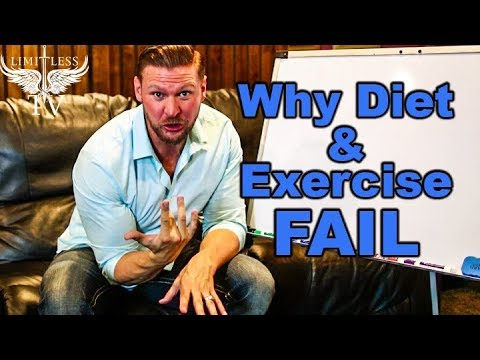 Exercise & Diet Are Worthless Without This Weight Loss Mindset
