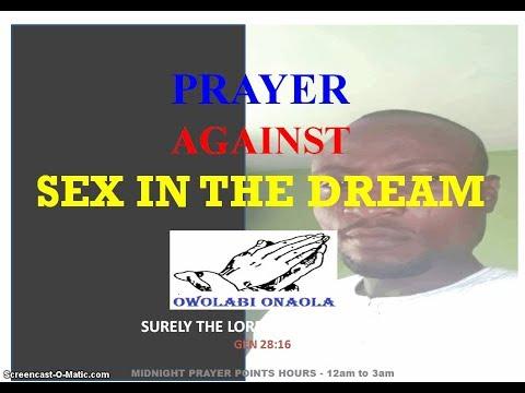 Prayer Against Sex in the Dream - Owolabi Onaola - YouTube