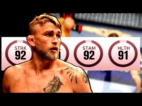 UFC 232 Fighter Showcase #2 - Alexander Gustafsson By: Heem The Dream!