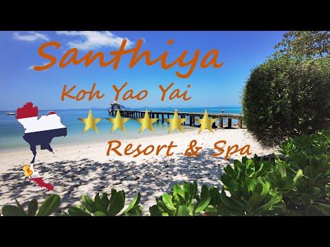 Thailand 2021 Santhiya Koh Yao Yai Resort & Spa 5 Sterne Hotel