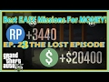 "GTA 5 Online BEST EASY Missions For Money! Ep. 23 ""The Lost Episode!"""