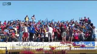 مصر العربية | جماهير نادي بيلا تعيد الحياة للمدرجات المصرية