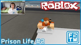 Roblox Prison Life #2 (DR. FRASER IS IN JAIL, CAN HE ESCAPE)
