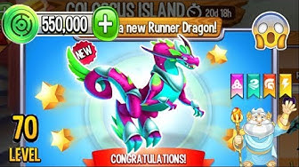 Dragon City: Fertility Dragon, plus all Spring Island | Completed 2020 😱