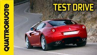Ferrari 599 GTB Fiorano 2014 Test Drive