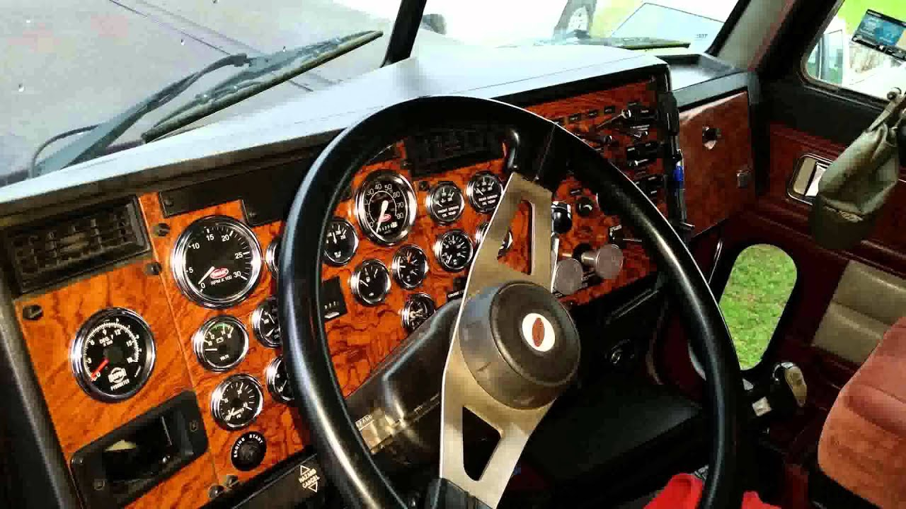 1999 Peterbilt Interior Autos Post