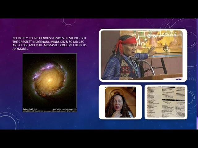 Dr. Dawn Martin Hill - Where Science and Prophecy Meet