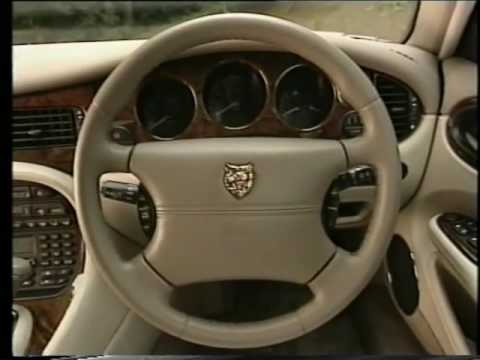 Jaguar X308 XJ8 XJR Introduction Owners Video