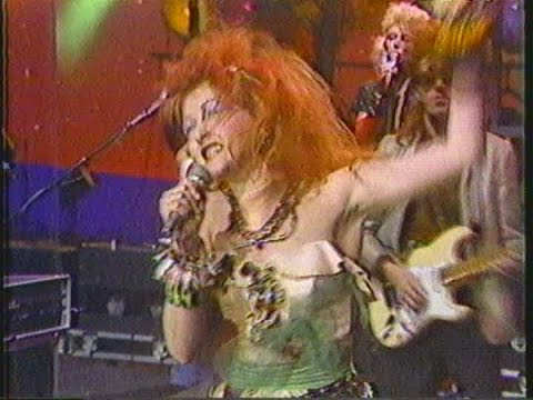 Cyndi Lauper  The Tonight Show  March 1, 1984