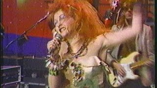 Cyndi Lauper - The Tonight Show - March 1, 1984