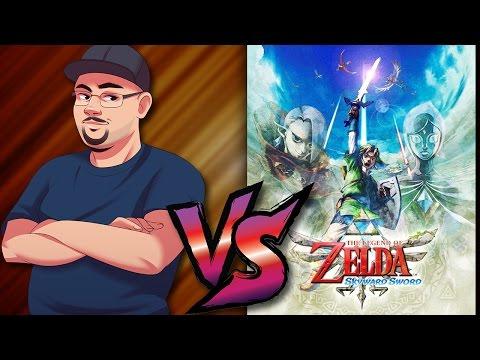 Johnny vs. The Legend of Zelda: Skyward Sword