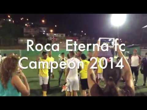 CAMPEONATO DE FUTBOL ROCA ETERNA FC VS IGLESIA SION
