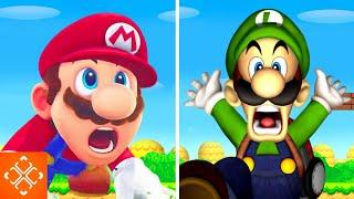 10 Times Mario Let Luigi Down