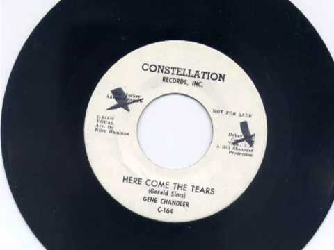 Gene Chandler - Here Comes The Tears / Soul Hootenanny Part.2