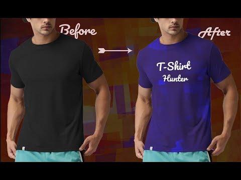 T Shirt Design in Photoshop Tutorial thumbnail