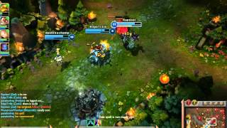League of Legends -Zed Gameplay No Commentary