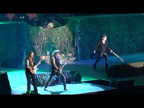 Iron Maiden - The Clansman Live @ AccorHotels Arena Paris 6.7.2018