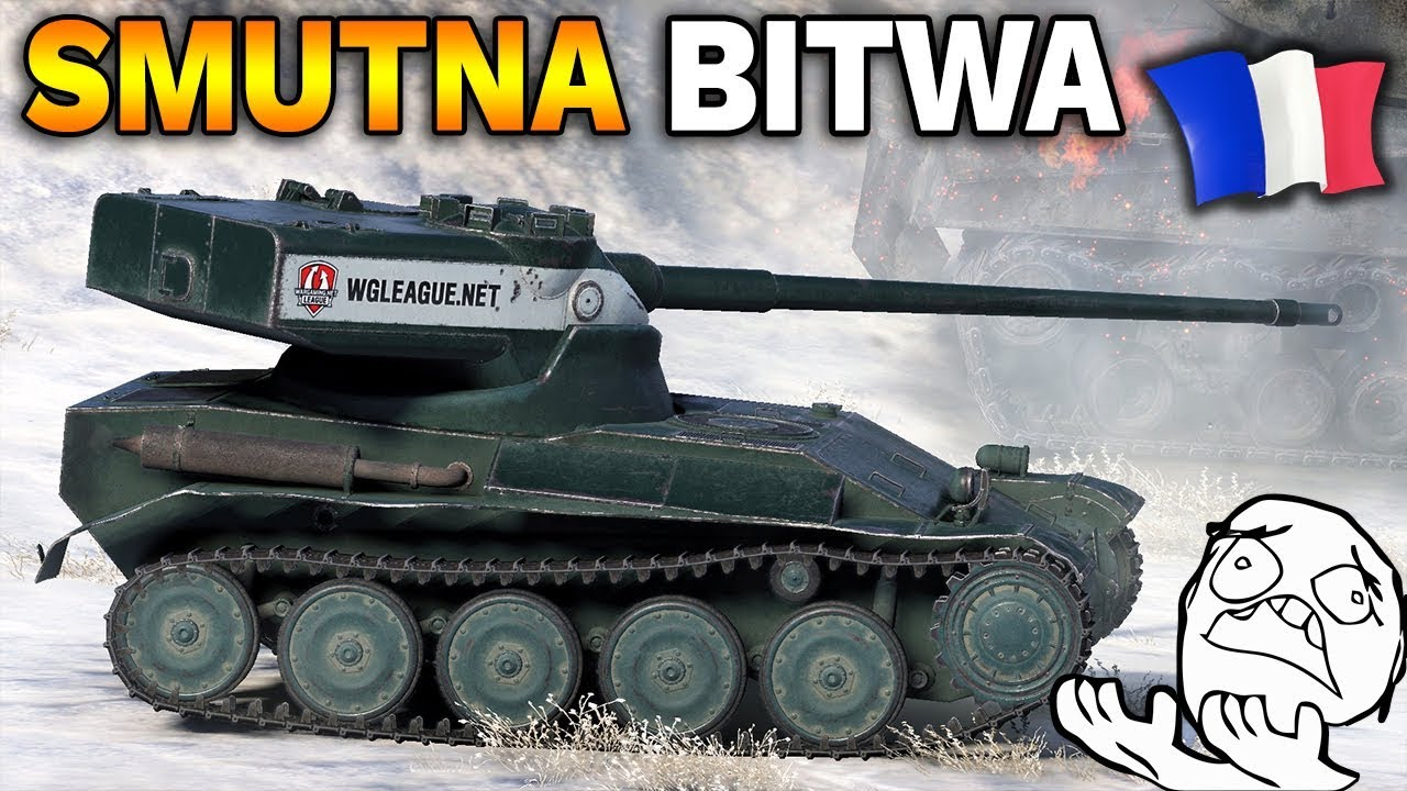 SMUTNA BITWA – World of Tanks