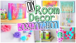 Diy Room Organization And Decorations | Spice Up Your Room For 2015! Jenerationdiy