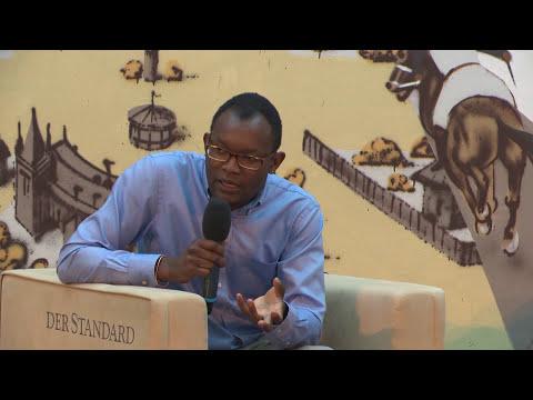 """Vienna Humanities Festival: Fiston Mwana Mujila """"Schreiben und Schreien"""""""
