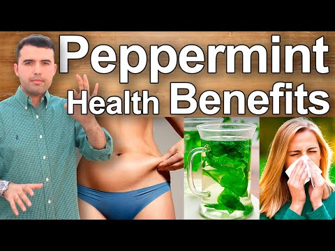 Health Benefits of Mint Leaves and Peppermint Oil Fluid Retention, Weight Loss, Diabetes, and More