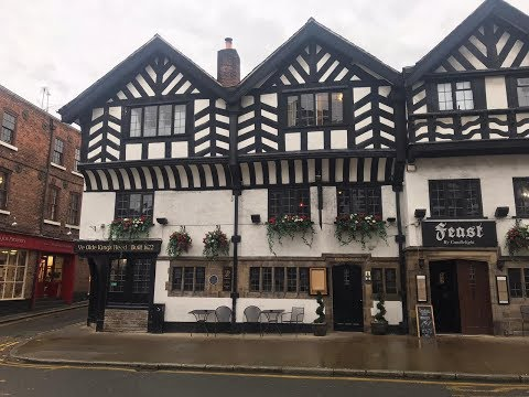 Most Haunted Hotel In Chester Stay