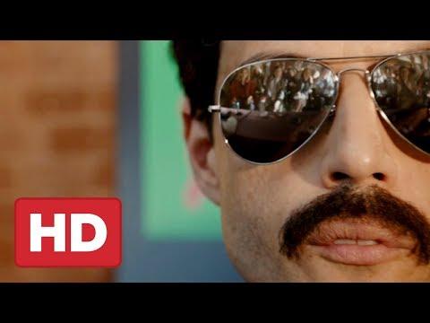 Bohemian Rhapsody Trailer (Freddie Mercury Movie) Rami Malek, Mike Myers