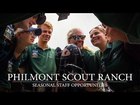 Philmont Scout Ranch: Staff Promo